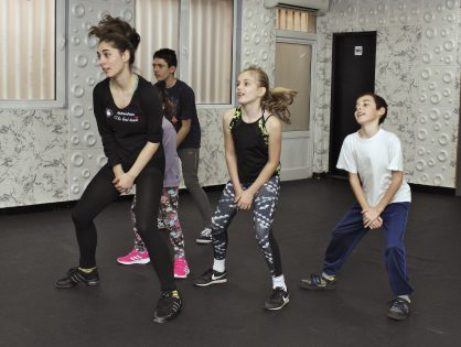Танцова работилница за деца